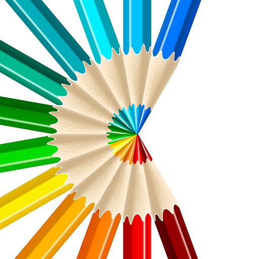 ColorMe - 성인용 색칠하기 책 娛樂 App LOGO-APP開箱王