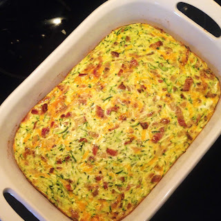 Zucchini Bacon Quiche Recipes