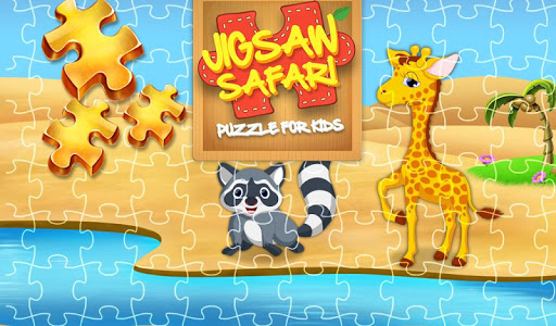 Jigsaw Safari Puzzle For Kids v1.0.0