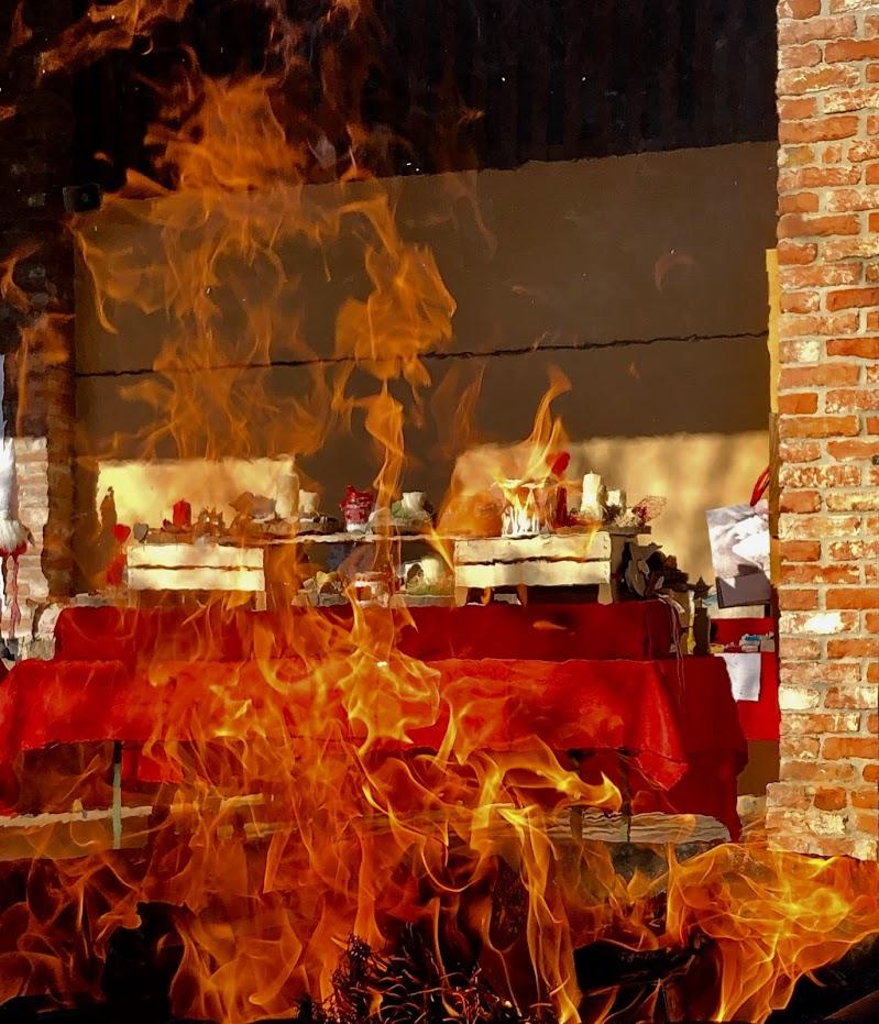 cucinare all'aperto di Marilu2019