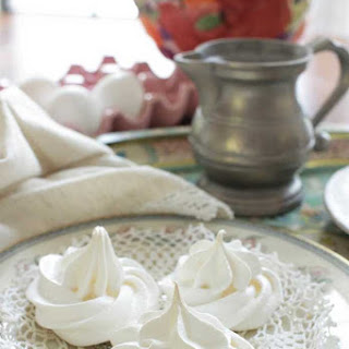 Small Batch Meringues