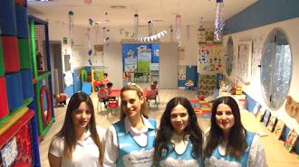 Equipo de profesionales de la Escuela Infantil Emmaeduca.