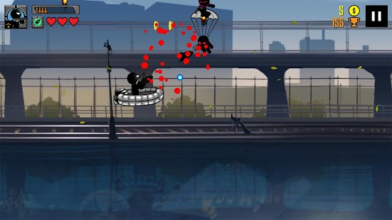 Stickman Fight- Warrior Legend Screenshot
