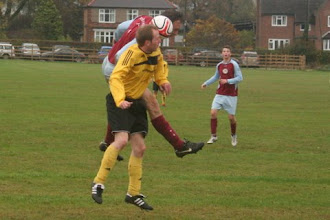 Photo: 05/11/11 v Genesis (North Leicestershire League Cobbin Trophy 2nd Rd) 1-2 - contributed by Rob Campion