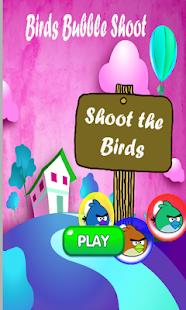 Birds Bubble Shoot Pop Blast - náhled