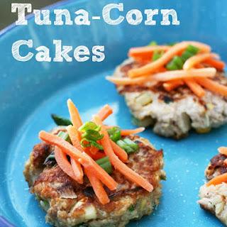 Tuna Corn Cakes