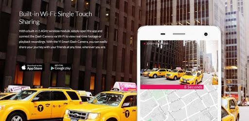 Приложения в Google Play – YI Dash Cam