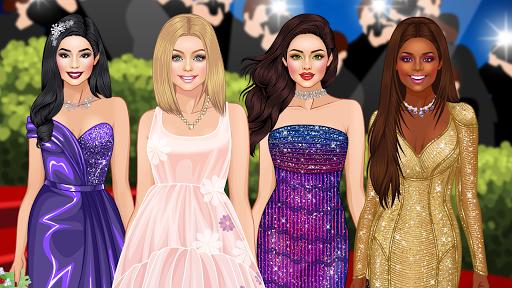 Red Carpet Dress Up Girls Game apktram screenshots 8