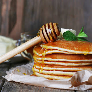 Basic Pancakes.