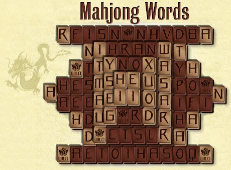 Mahjong Words