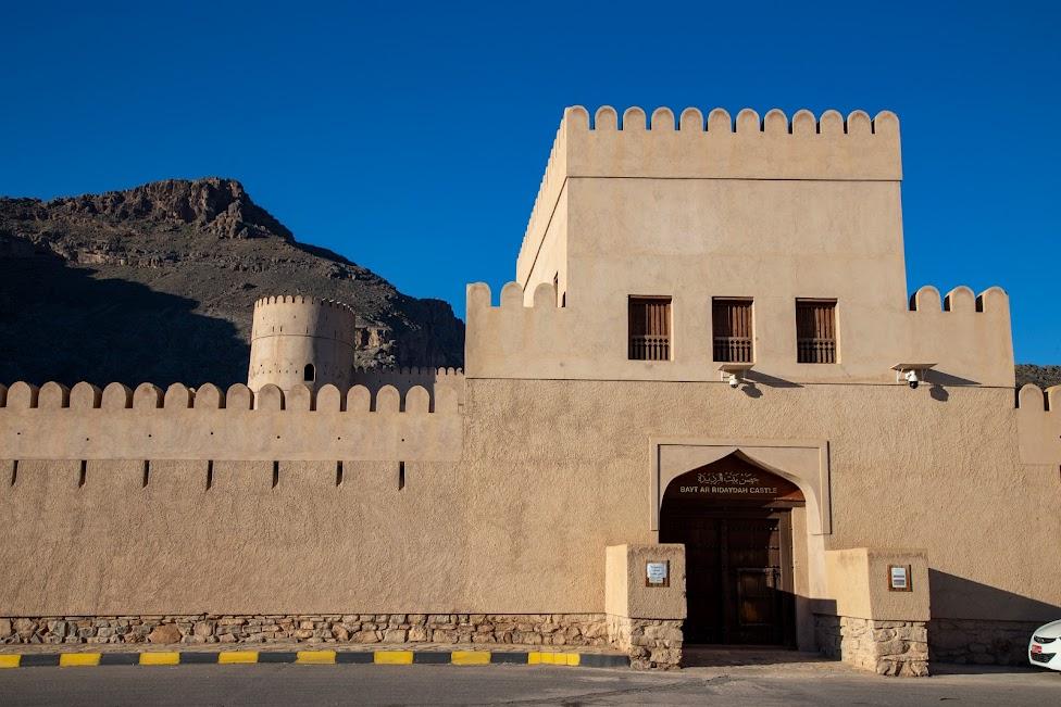 Fort Bayt Al Ridaydah, Oman