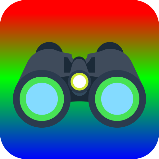 Color Night Vision Camera VR Icon