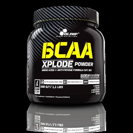 Olimp BCAA Xplode 500g - Cola