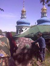 Photo: Каменный свидетель зарождения обители