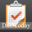 Due Today Tasks & To-do List icon