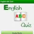 English ABC Quiz - Android app on AppBrain