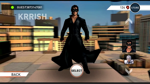 Krrish 3: The Game
