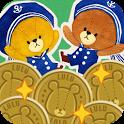 MedalPusher - TINY TWIN BEARS icon