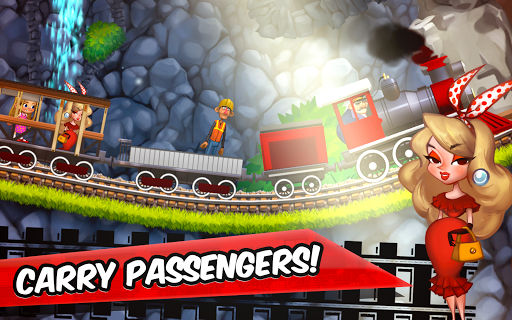 Fun Kids Train Racing Games  screenshots 12