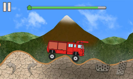 Fire Trucker screenshot 2