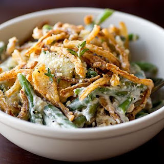 How to Make Healthy Green Bean Casserole Mix Lunch Recipes