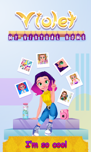 Violet the Doll – My Virtual Home 1