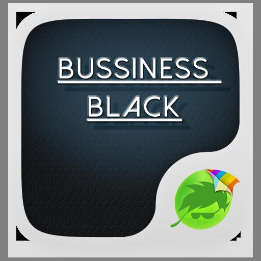 個人化App 商务黑色的键盘 LOGO-3C達人阿輝的APP
