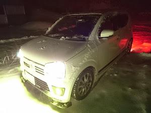 アルトワークス HA36S 4WD  5MTのカスタム事例画像 マササトさんの2018年12月06日21:58の投稿