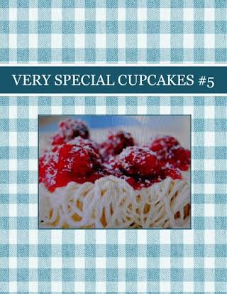 VERY SPECIAL CUPCAKES  #5
