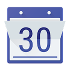 Today Calendar 2017 icon