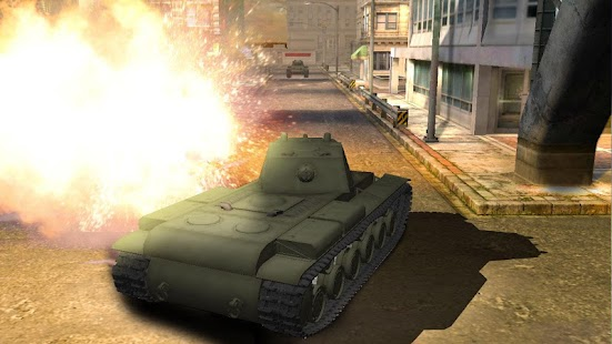 Tank Mission 3D - Furious War- screenshot thumbnail