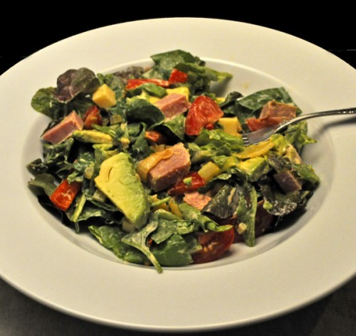 10 Best Spinach Salad Dressing Mayonnaise Recipes