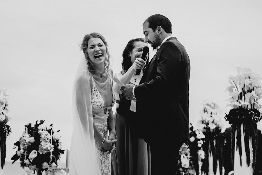 Fotografo di matrimoni Jorge Mercado (jorgemercado). Foto del 06.05.2019