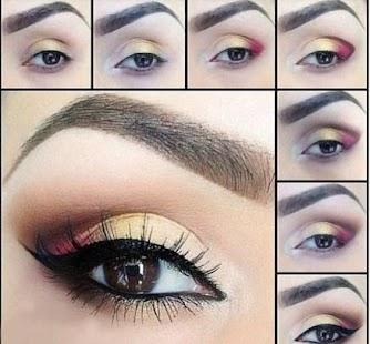 Download Eyeshadow Tutorial For PC Windows and Mac apk screenshot 5