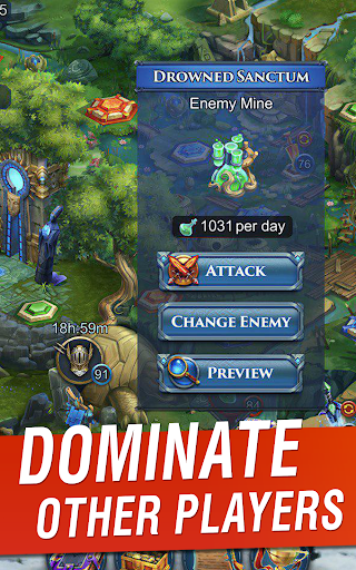 Defenders 2: Tower Defense Strategy Game screenshots 9