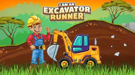 I am an Excavator Runner android2mod screenshots 1