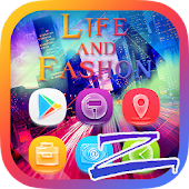 LifeandFashion - ZERO Launcher