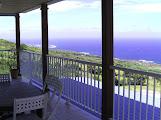 Photo: Vue de la terrasse