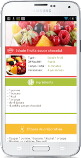 Réussir une salade de fruits - náhled