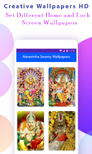 Lakshmi Narasimha Swamy Wallpapers Apk Download Apkpureco