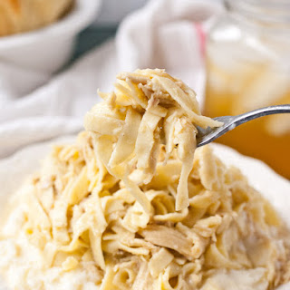 Amish Chicken Noodles Recipes