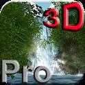 Jungle Waterfall 3D LWP PRO icon