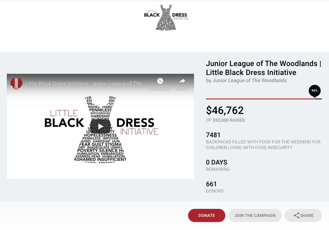 junior-league-of-the-woodlands-little-black-dress-initiative