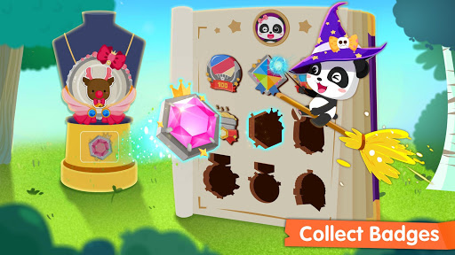 Baby Panda's Handmade Crafts - screenshot