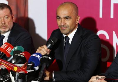 Un club de Premier League fait du charme à Roberto Martinez
