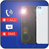 Flash on Call & SMS+Flashlight