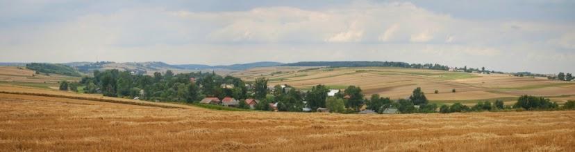 Photo: dużo tu wiosek i wioseczek ;-)