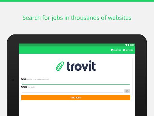 Find job offers - Trovit Jobs 4.41.0 screenshots 5