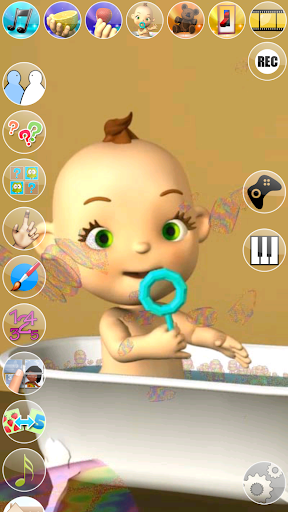 My Talking Baby Music Star 2.31.0 screenshots 2
