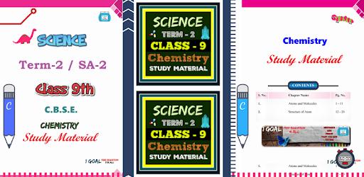 Chemistry Class 9 Term-2 - Apps on Google Play